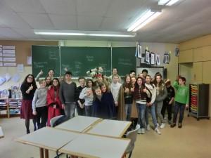 Gruppenfoto:Daumen 2