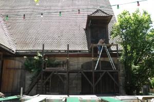 Glöckner Aufbau 3